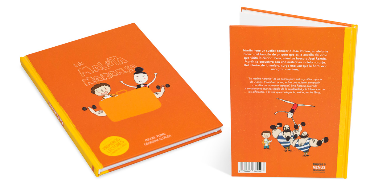 Maleta-Naranja-libro